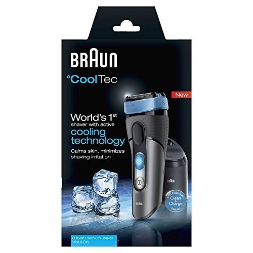 Cooltec CT5CC - Electric shaver by BRAUN