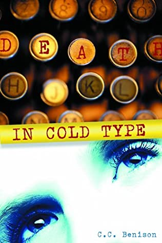 book cover of Death in Cold Type