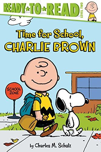 Time For School, Charlie Brown (Peanuts)