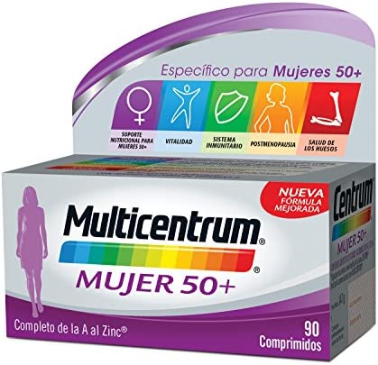 Multicentrum Mujer 50+, Complemento