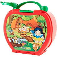Fisher-Price Little People Snow White's Fold 'N Go Apple Playset