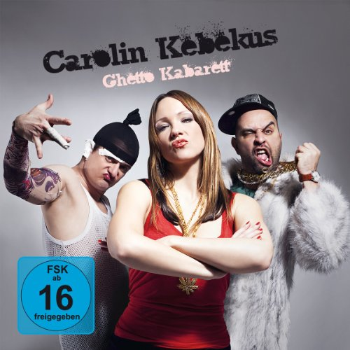 Carolin Kebekus: Ghetto Kabarett (Audio CD)