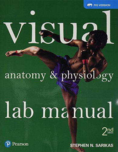 Visual Anatomy  Physiology Lab Manual Pig Version (2nd Edition)