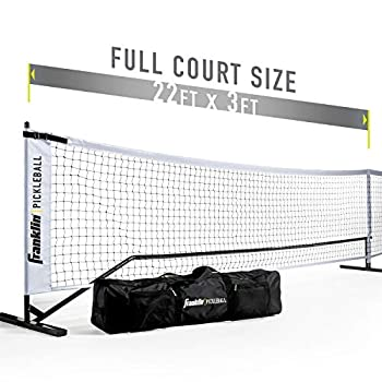 Image of Court Accessories Franklin Sports Pickleball Net - Official Size