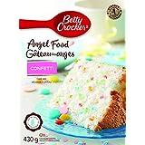 Betty Crocker Confetti Angel Food Cake Mix, 430 Gram