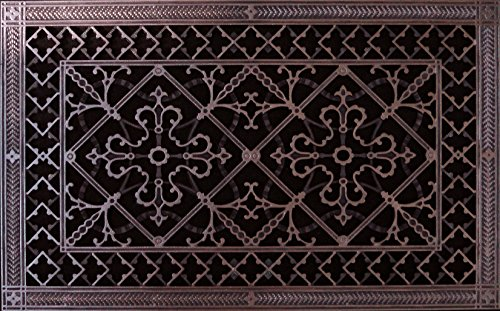 Decorative Grille, Vent, or Return Air Register. Made of ...