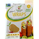 GemWraps Mango Chipotle Sandwich Wraps 6-sheets