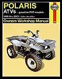 img - for Polaris ATVs: 1998 thru 2007 250cc thru 800cc (Owners' Workshop Manual) book / textbook / text book