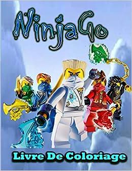 Amazon Fr Ninjago Livre De Coloriage Livre De Coloriage Ninjago Pour Enfants Et Adultes Comprend 50 Personnages Preferes De Ninjago Monde Ninja Livre Livres