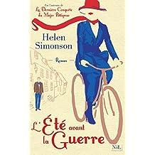 L'Été avant la guerre (French Edition)