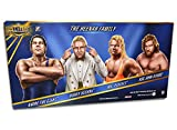 WWE Hall of Fame Exclusive 4-Pack Set / Heenan Family / Andre The Giant, Bobby, Mr Perfect, Big John Studd by Mattel