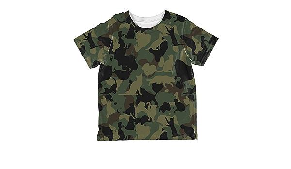 Cat Camo Catmoflauge All Over Toddler T Shirt
