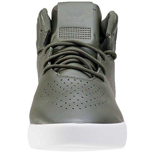 Zapatillas adidas – Tubular Invader verde/verde/blanco talla: 43-1/3