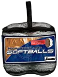Franklin Sports 4 Pack Softballs