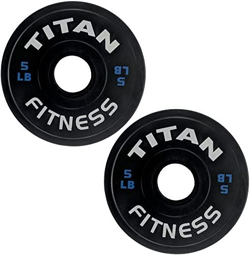 Titan 1.25-37.5 LB Weight Change Plates