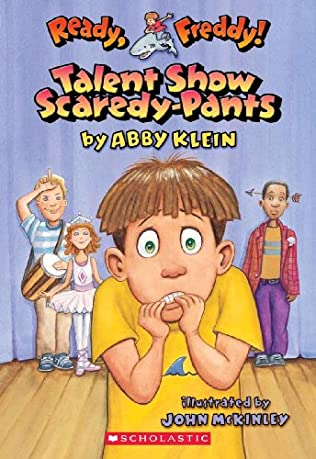 book cover of Talent Show Scaredy-pants