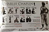 Charlie Chaplin 11 Best Movies DVD Box Set, 18.5 Hours of Viewing Time, Classics like: Gold Rush, Modern Times, Circus, Great Dictator, City Lights LimeLight, The Kid, Woman of Paris