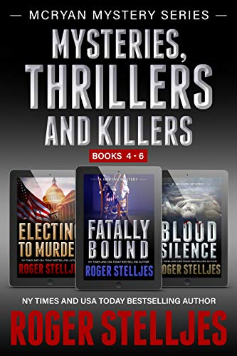 (Mysteries Thrillers and Killers: Crime Thriller Box Set (Mac McRyan Mystery and Suspense Series, Books 4-6) (McRyan Mystery Series))