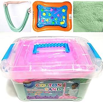 Amazon com: JM Future 2 lb Refill Silk Cotton Sand / Cloud Slime