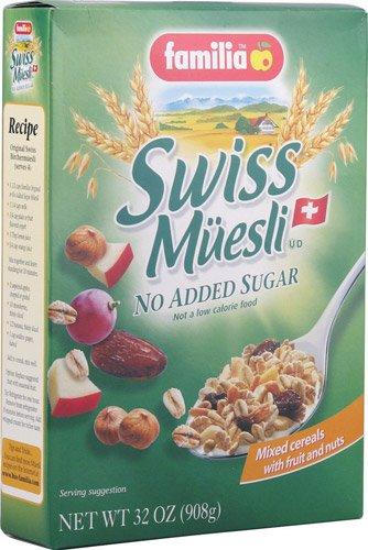 Familia Swiss Muesli -- 32 oz - 2 pc