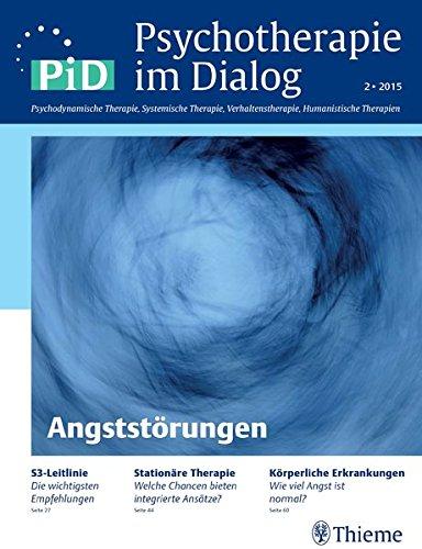 Psychotherapie im Dialog - Angststörungen