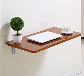 Amazon.de: ZCJB Kleiner Computer Schreibtisch Wand Schreibtisch ...