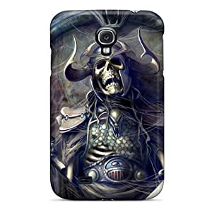 High-end Case Cover Protector For Galaxy S4(dead King)