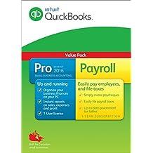 QuickBooks  Pro + Payroll 2016
