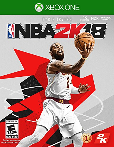 NBA 2K18 -  Xbox One [Digital Code] by 2K Games