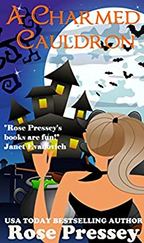 A Charmed Cauldron: A Witch Cozy Mystery (The Halloween LaVeau Series Book 9) by [Pressey, Rose]