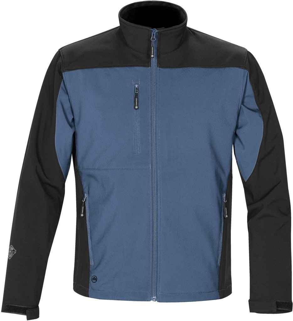 STORMTECH BHS-2 Mens Edge Softshell Jacket Nightshadow//Black 3X-Large