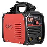 ARC Welder - ZENY Arc Welding Machine DC Inverter Dual Voltage 110/230V IGBT Welder 160 AMP Stick
