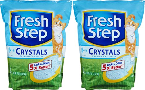 Fresh Step Crystals Premium Clumping product image
