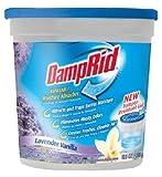 W M Barr, 4 Pack, Damp Rid 10.5 OZ Lavendar Vanilla Refillable Moisture Absorber --P#EWT43 65234R3FA280049