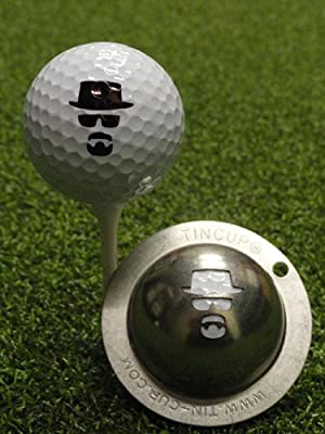Tin Cup Incognito Golf Ball Custom Marker Alignment Tool