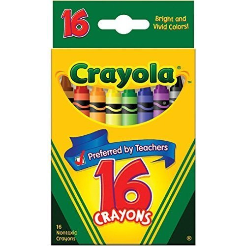 Crayola Classic Color Pack Crayons 16 ea ( Pack of ()