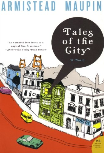 City Stack - Tales of the City: A Novel