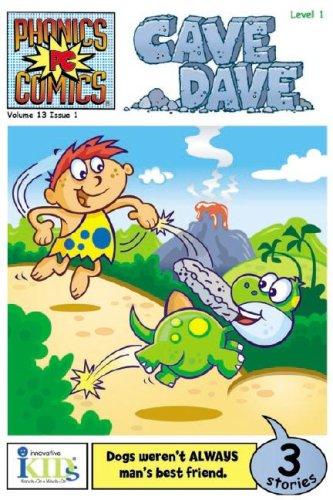 Cave Dave (Phonics Comics)