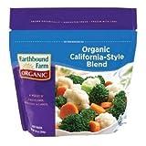 Earthbound Farm Organic California Style Salad Blend, 10 Ounce -- 12 per case.