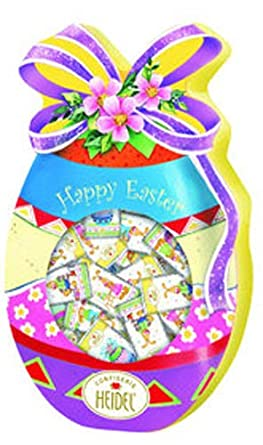Heidel happy easter gift box with chocolate neapolitans assorted heidel happy easter gift box with chocolate neapolitans assorted designs 125 g pack negle Images