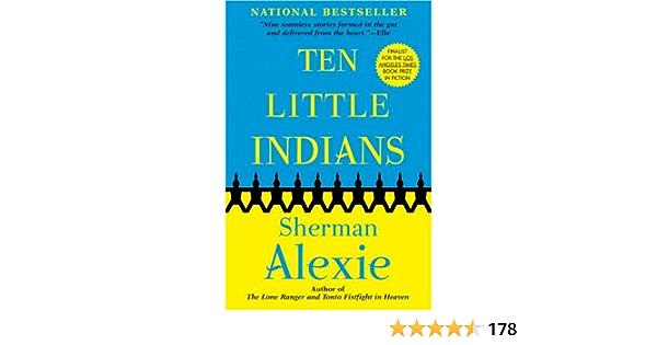Ten Little Indians: Amazon.es: Alexie, Sherman: Libros en ...
