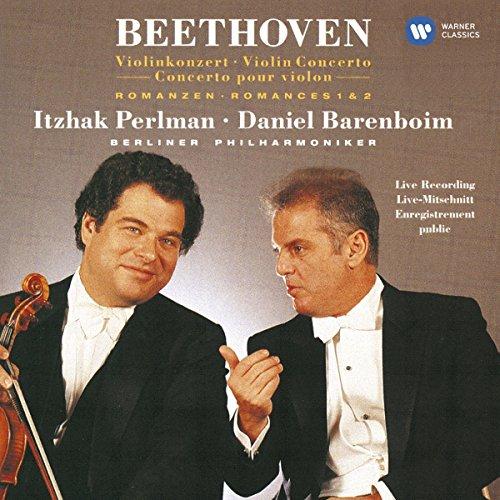 - Beethoven: Violin Concerto, Romances 1 & 2