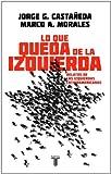 Lo Que Queda de la Izquierda, Jorge G. Castaneda and Marco A. Morales, 6071107512