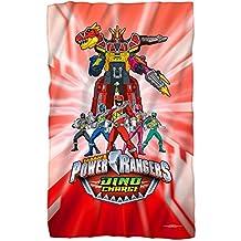 Power Rangers Fleece Blanket