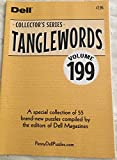 Dell Selected Puzzles Tanglewords *Volume 199* Collector's Series
