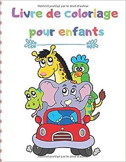 Livre De Coloriage Pour Enfants Grand Cadeau Pour Garçons