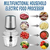 MOSAIC Electric Food Chopper Porcessor and Small