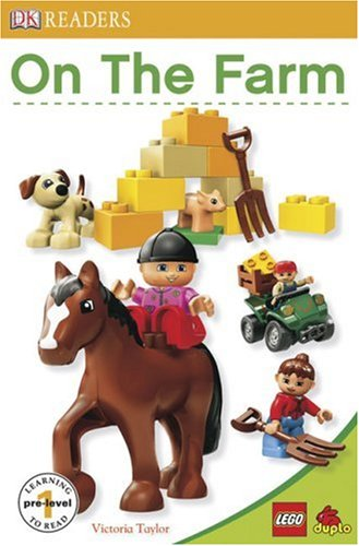 DK Readers L0: LEGO® DUPLO: On The Farm PDF