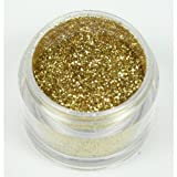 Holly Cupcakes Stunning Sparkly Decorating Glitter: Gold