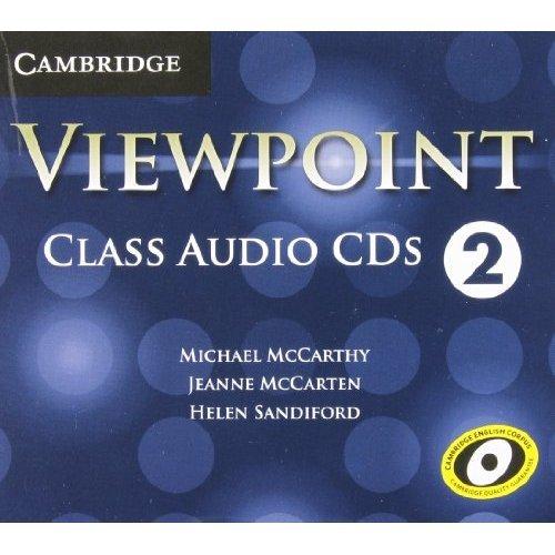 Viewpoint Level 2 Class Audio CDs (4)